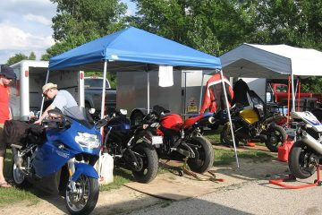 Transporte de motos para eventos